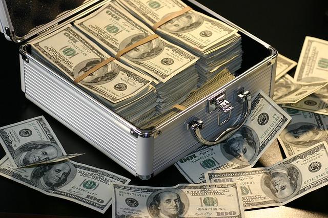 peníze mafie