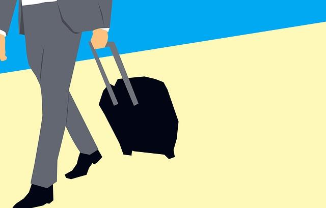 držet zavazadlo