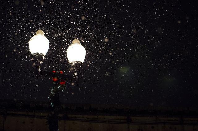večerní lampy