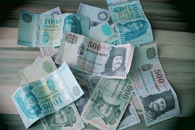 maďarská měna