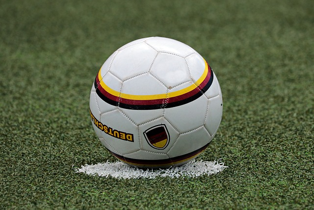 míč na značce